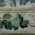 Мозаичный декор из мрамора
