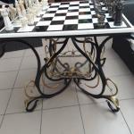 Шахи з мармуру