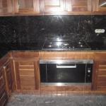 Кухонная столешница из мрамора на заказ в Киеве
