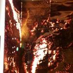 Оникс с подсветкой на стены